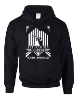 THE ICEBERG LOUNGE HOODIE - INSPIRED BY BATMAN THE PENGUIN GOTHAM CITY